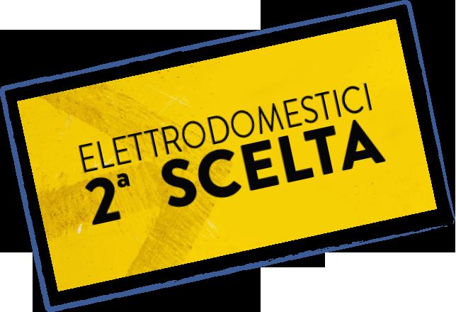 SECONDA SCELTA