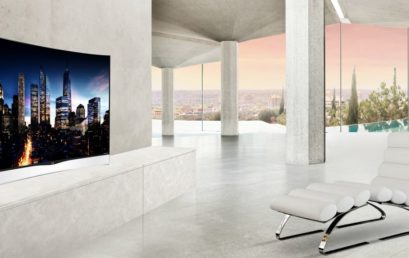 OLED CURVO:  UNA RIVOLUZIONE DEL TV O SOLO MARKETING?
