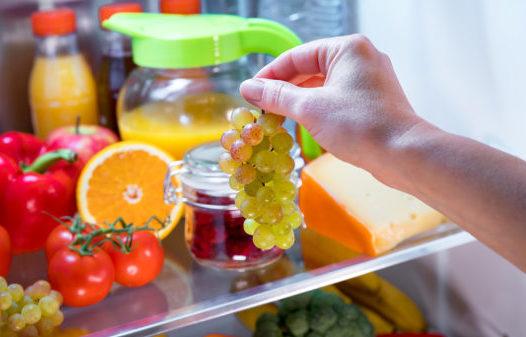 Come conservare i cibi in frigorifero