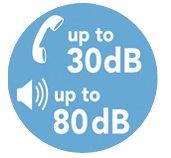 Coedless Amplicomms Bigtel 1200