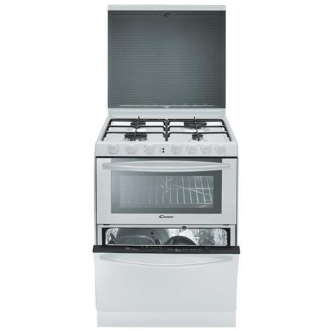 Cucina Elettrica + Lavastoviglie CANDY TRIO 9501/1W