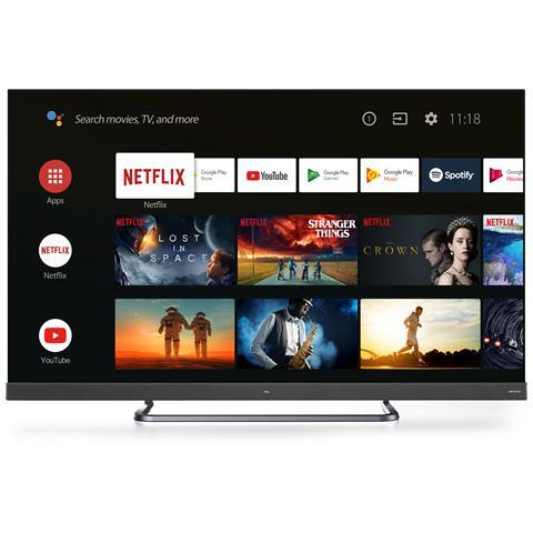 TCL TV LED Ultra HD 4K 55″ 55EC780 Android TV UltraSlim